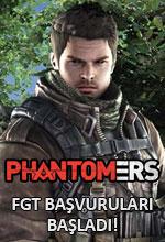 Phantomers FGT Başvuruları Başladı! Poster