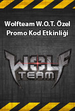 Wolfteam W.O.T. Özel  Poster