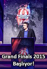 Wargaming Grand Finals 2015 Başlıyor! Poster