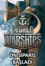 World of Warships'te Ön Sipariş Başladı! Poster