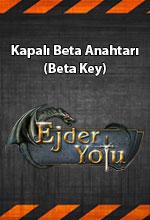 Ejder Yolu Beta Key Poster