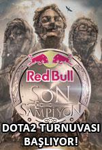 Red Bull Dota 2 Turnuvası Başlıyor! Poster
