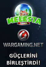 Wargaming & Melesta Games İşbirliği Poster