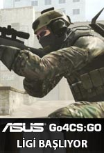 Asus Go4 CS:GO Ligi Başlıyor! Poster
