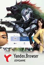 Joygame Temalı Yandex Browser Yayında! Poster