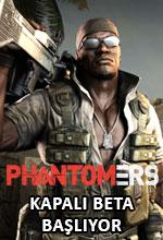 Phantomers Kapalı Beta Başlıyor! Poster