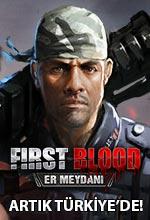 First Blood: Er Meydanı Türkiye'de! Poster
