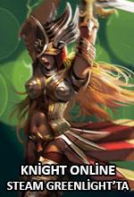 Knight Online Steam Greenlight'ta Poster