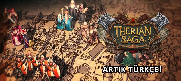 Therian Saga Artık Türkçe!