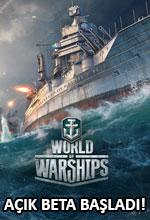 World of Warships Açık Beta Başladı! Poster
