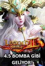 Legend Online 4.5 Bomba Gibi Geliyor! Poster