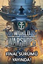 World of Warships Artık Beta Değil! Poster