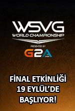 WSVG Türkiye Finalistleri Belli Oldu! Poster