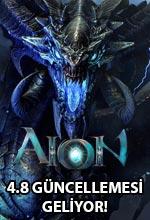 AION 4.8 Güncellemesi Geliyor Poster