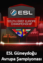 ESL Güneydoğu Avrupa Şampiyonası Duyuruldu Poster