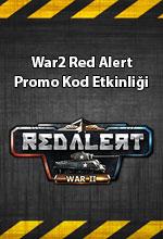 War2 Red Alert  Poster