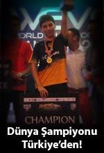 WSVG 2015'te Türk Şampiyon! Poster