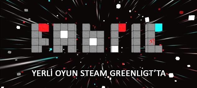 Yerli Oyun Fabric Steam Greenlight'ta