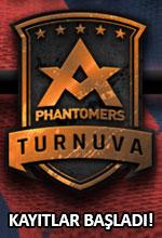 Phantomers 2.Klan Turnuvası Başlıyor! Poster