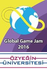 Global Game Jam Özyeğin Üniversitesi'nde! Poster