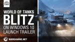 World of Tanks Blitz Windows 10 Haber Videosu