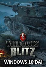 World of Tanks Blitz Windows 10'da! Poster