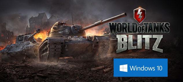 World of Tanks Blitz Artık Windows 10'da!