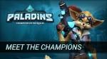 Paladins Şampiyon Tanıtım Videosu