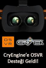 CryEngine'e OSVR Desteği Geldi! Poster
