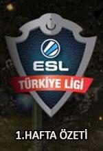 ESL Türkiye Dota 2 Ligi 1.Hafta Özeti Poster