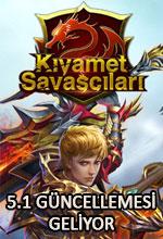 Kıyamet Savaşçıları 5.1 Güncellemesi Poster
