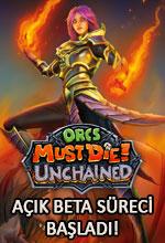 OMD! Unchained Açık Beta Süreci Başladı! Poster