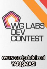 WG Labs Oyun Geliştiricileri Yarışması Poster