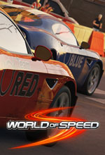 World of Speed Poster