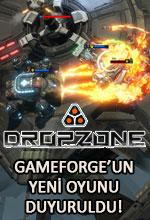 Gameforge'un Yeni Oyunu: Dropzone Poster