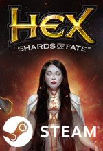 HEX: Shards of Fate Artık Steam'de! Poster