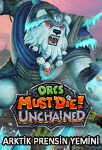 OMD! Unchained: Arktik Prensin Yemini Güncellemesi Poster