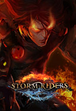 Storm Riders Poster