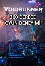Voidrunner'dan 360° Oyun Deneyimi Poster