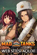 Mad Tanks Web Sayfası Yayına Başladı! Poster