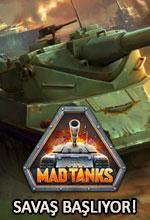 Mad Tanks'te Savaş Başlıyor! Poster