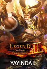 Legend Online Titanın Gücü Yayında! Poster