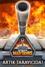 Mad Tanks Artık Tarayıcıda! Poster