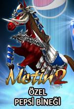 Metin2'de Pepsi Bineği Sürprizi! Poster