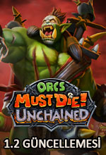 OMD! Unchained 1.2 Güncellemesi Poster