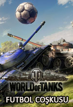 World of Tanks'te Futbol Coşkusu! Poster