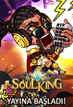 RPG Oyunu SoulKing Açıldı! Poster
