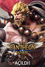 Pantheon War Açıldı! Poster