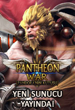 Pantheon War: Pandora'nın Kutusu Yeni Sunucu Poster