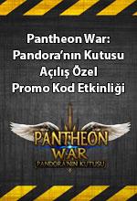 Pantheon War Açılış Özel  Poster